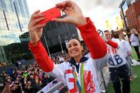 Retiring Olympics star Jessica Ennis-Hill plays down TV career and says she wants a job in sport instead
