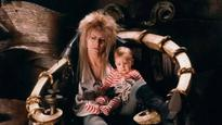 Labyrinth baby urinated all over David Bowie - father