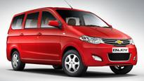 Launched: Chevrolet Enjoy