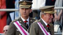 Spain's king believes that an 'acceptable arrangement' with Britain can give them back Gibralter