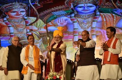Tough UP battle makes BJP relook at Ram Janambhoomi