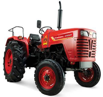 M&M's tractor business turns more fertile than SUVs, CVs