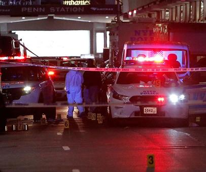 Afghan identified as suspect in New York bombing