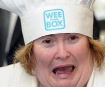 Susan Boyle gives up chocolate for Lent