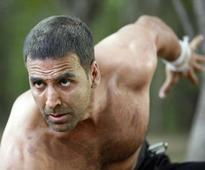 Akshay Kumar can do anything for martial arts!