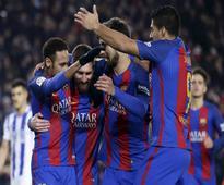 Xavi Hernandez says it is impressive to watch FC Barcelona