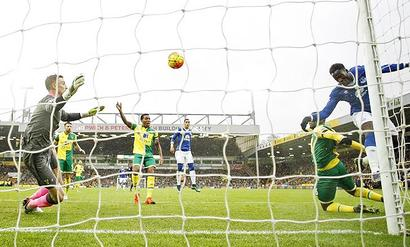 EPL: Norwich fight back to pull off home draw against Everton