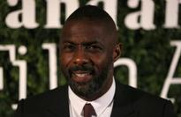 Actor Idris Elba makes surprise appearance before Star Trek release
