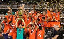 In pics: Chile beat Argentina again, defend Copa America championship
