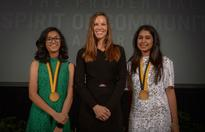 Youth Volunteers from India Honored at U.S. Prudential Spirit of Community Awards