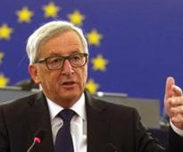 Jean-Claude Juncker, the European Commission president, suggests UK will not have access to single market after Brexit
