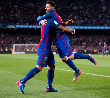 La Liga: Messi at double as Barca beat Valencia, Atletico see off stuttering Sevilla