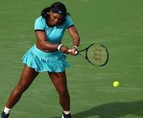 Williams marches on in Indian Wells