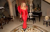 Mariah Carey Transforms From Diva to Devil for Her Annual Halloween Bash