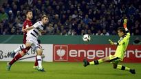 Little-known Lotte edge past Leverkusen in German Cup