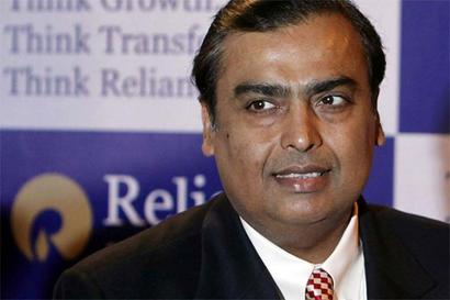 RIL overtakes TCS to become most valued Indian firm