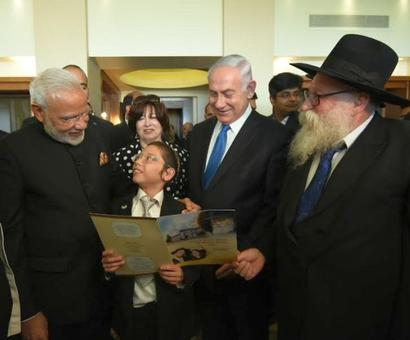 Moshe excited to see Nariman House 9 years after 26/11