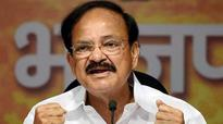 I got Bengaluru into Smart City list: Venkaiah Naidu