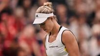 Kerber beaten as Germany crash out of Fed Cup