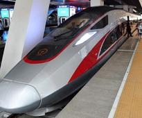 Watch out airlines. High-speed rail now rivals flying on key routes in Asia