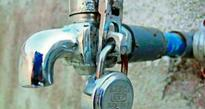 No water supply in some areas today