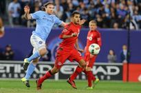 NY City held to draw by 10-man New England