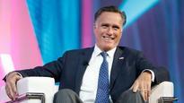 Former U.S. presidential candidate Mitt Romney announces Utah Senate bid