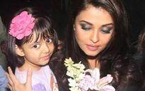 Photo of the day: Aaradhya visits 'Ae Dil Hai Mushkil' sets