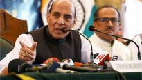Kashmir unrest: Rajnath warns Pakistan over violence; rejects third party intervention on valley issue