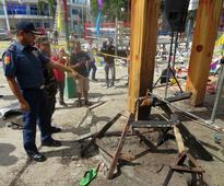 Leyte town police chief relieved after bombings
