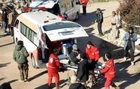 Three killed in airstrikes on Syrian hospital
