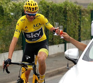 Sports Shorts: Froome claims fourth Tour title