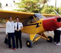 Meet Ayesha Aziz, A Dreamy-Eyed Kashmiri Girl, Who Is India's Youngest Student Pilot Who Plans To Fly A MiG-29 Fighter Jet