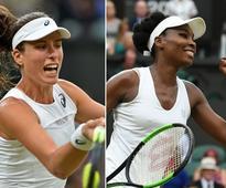 Wimbledon 2017: History beckons Johanna Konta, Garbine Muruguza faces Magdalena Rybarikova