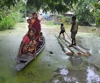Assam flood situation worsens; one drowns, 40,000 people affected in Sonitpur