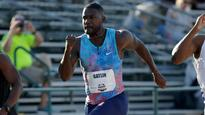 World 100m sprint champion Justin Gatlin fires coach, faces new doping probe