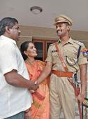 CRPF: Tirupati man declared best trainee officer