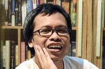 Indonesian author hopeful