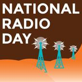 Join the celebration of National Radio Day