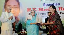 Sheikh Hasina pitches for more trade channels, says Teesta water pact can transform ties with India