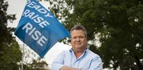 Eric Stonestreet invites you to join the Ready. Raise. Rise. campaign