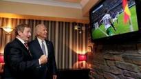 Joe Biden: Football, family and fan photos as US Vice President visits Mayo
