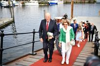 Norwegian royals to visit Finland in September