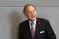Ex-German Foreign Minister Genscher dies at 89