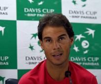 Davis Cup: What made Rafael Nadal miss opening match, wrist injury or stomach bug?