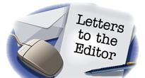 Letters To The Editor, 3rd February, 2016
