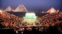 Al-Ahram squash tournament set to return to Giza Pyramids