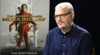 Director Francis Lawrence looks back on The Hunger Games franchise