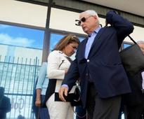 Panama's top court seeks extradition of ex-president Martinelli from U.S.