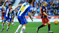 VIDEO: Andres Iniesta Humiliated Espanyol Players in Superb Display of Skill